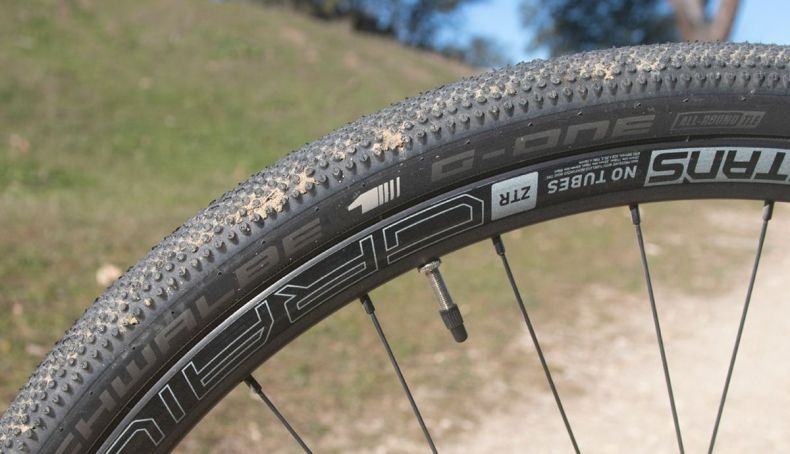 Schwalbe G One All Round