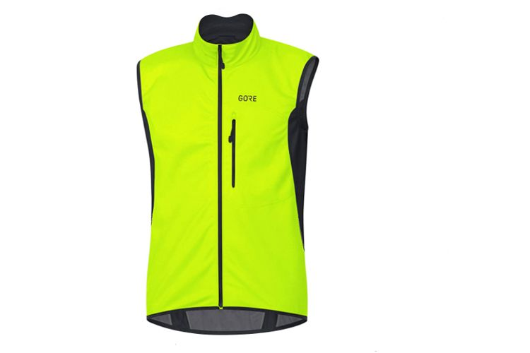 02 chaqueta GORE WEAR C3 Windstopper