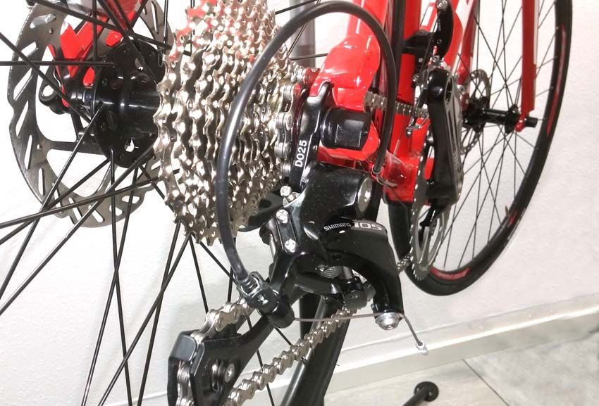 4 x Profesionales Tornillos para Modificación de Bicicletas de Aleación de