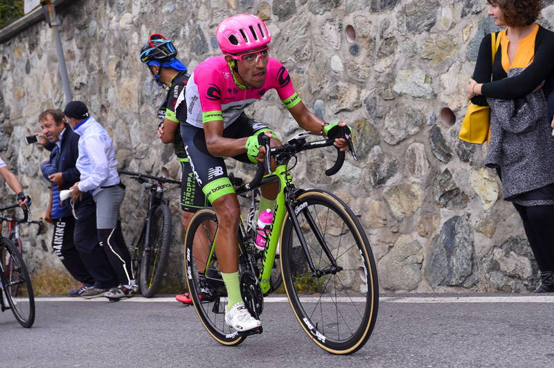 Poder colombiano en el World Tour