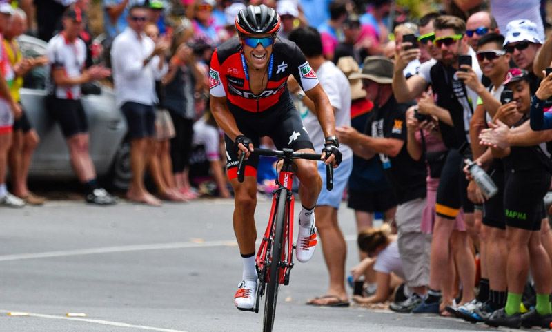 Tour Down Under: comienza el espectáculo World Tour