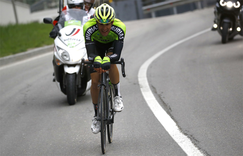 Samitier ficha por Movistar Team