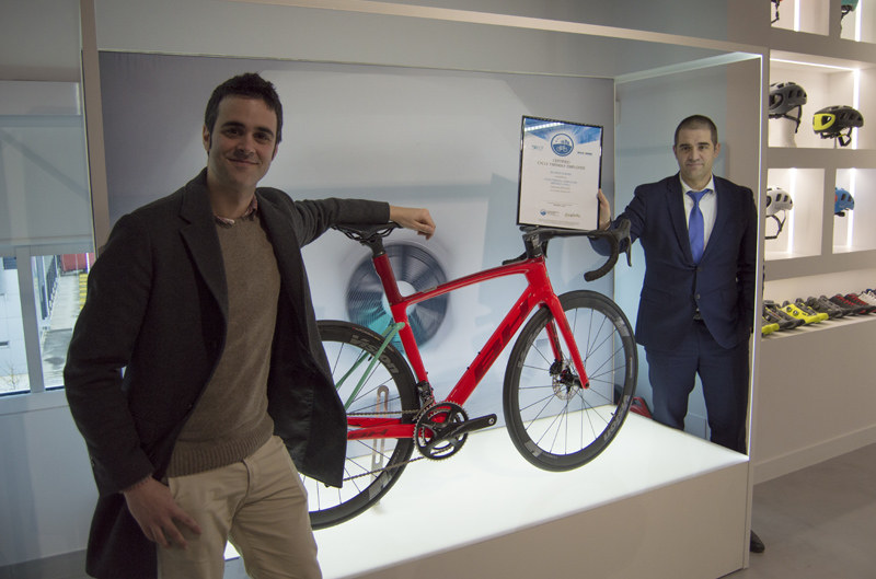 BH logra ser la primera empresa Cycle Friendly Employer de España