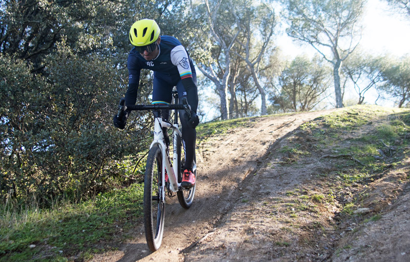 Especial Bicis Gravel: test Felt Breed