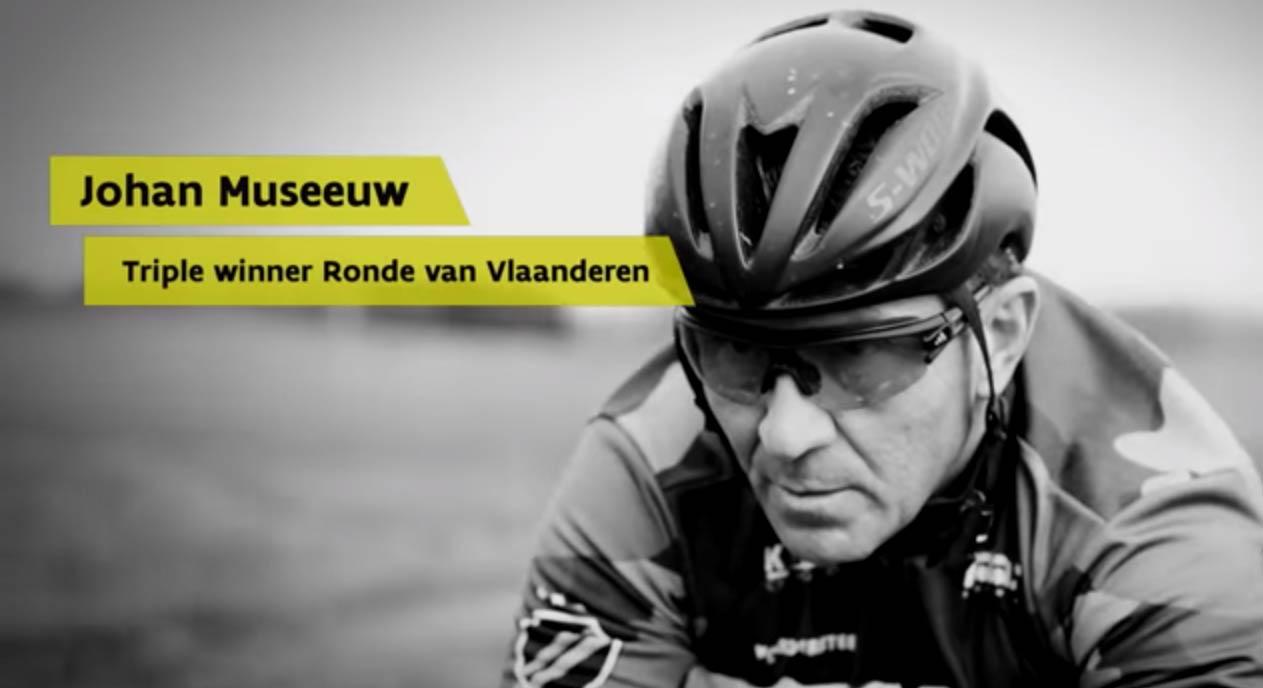 Consigue una plaza para pedalear en la Ronde Vlaanderen