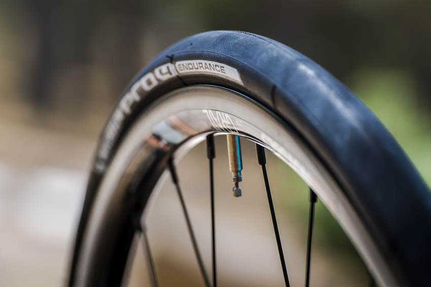 Prueba: Cubiertas Michelin Pro4 Endurance