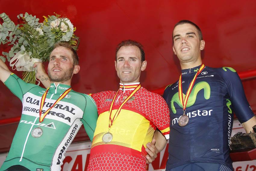Cocentaina, Ibi y l'Alqueria acogerán los Campeonatos de España de ciclismo en ruta y CRI en 2016