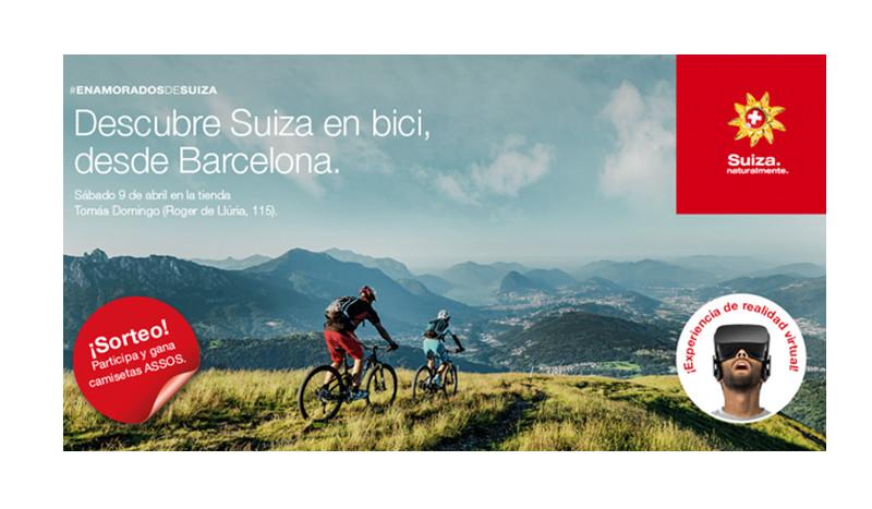 Disfruta de las rutas suizas desde Barcelona