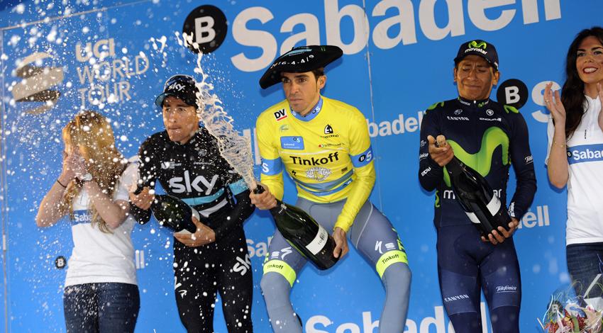 La cuarta 'txapela' de Contador