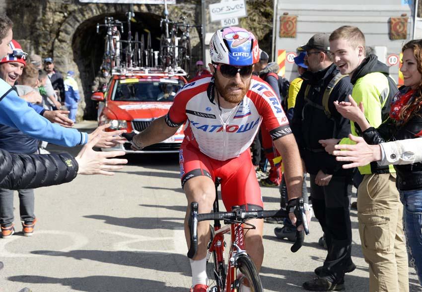 Resolución de la UCI en el caso de Luca Paolini