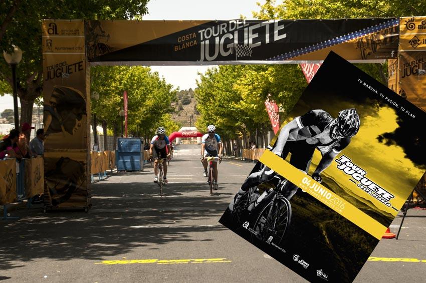 VI Edición del Tour del Juguete