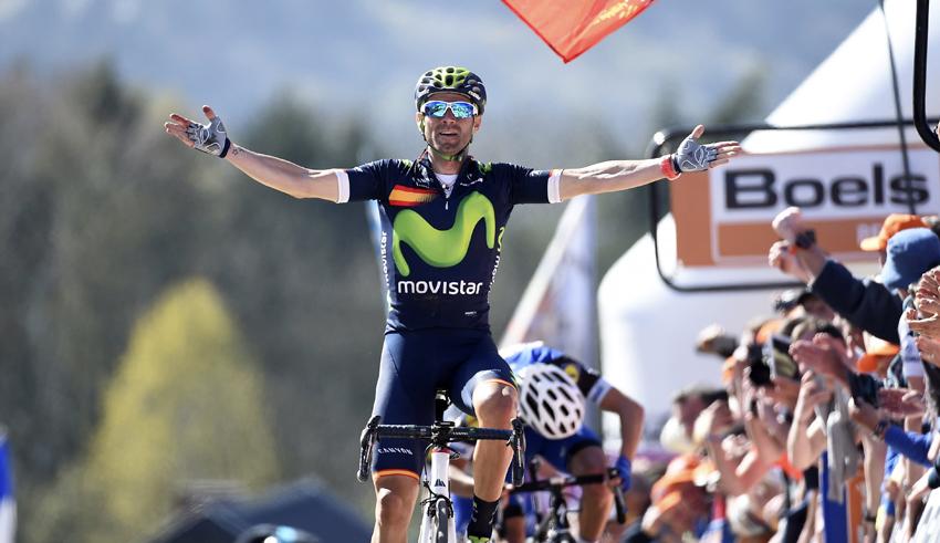 Valverde, leyenda en Huy