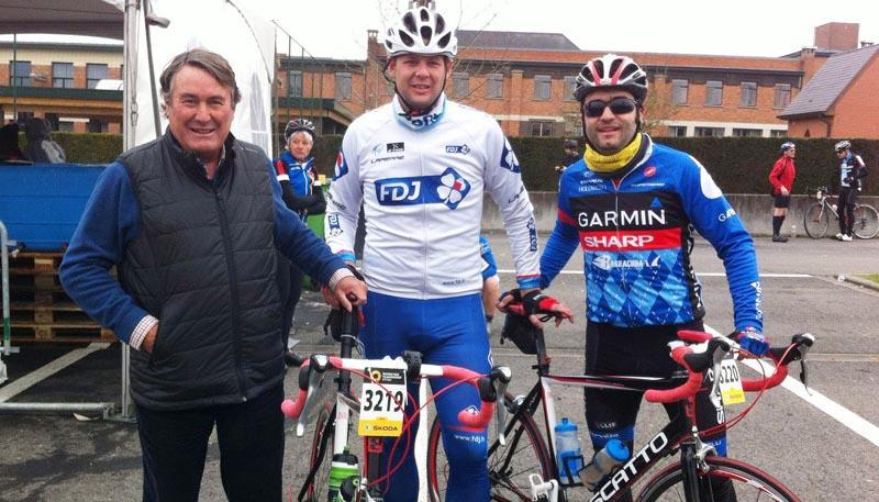 Una aventura personal del Tour de Flandes cicloturista