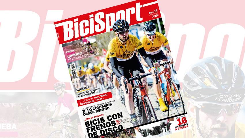 Ya a la venta Bicisport número 13