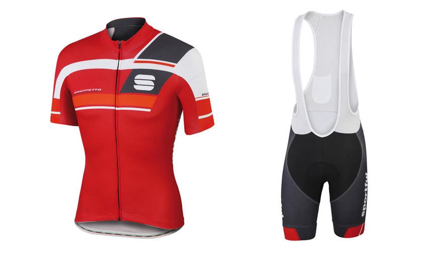 Sportful renueva su gama de prendas Gruppetto