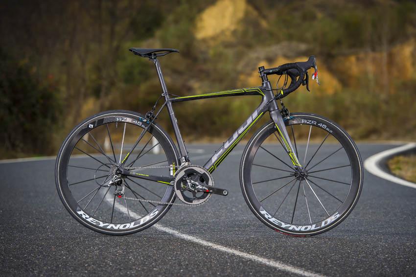 Prueba: Fuji SL 1.1 | Pruebas | Ciclismoafondo.es