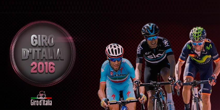 Previo Giro de Italia: Favoritos