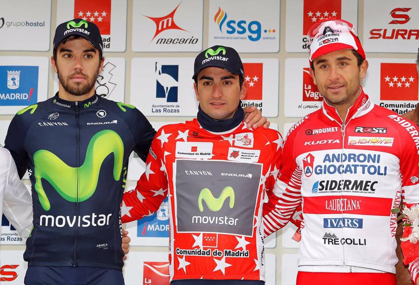 Molano se hace con la etapa y Lobato con la general en Madrid