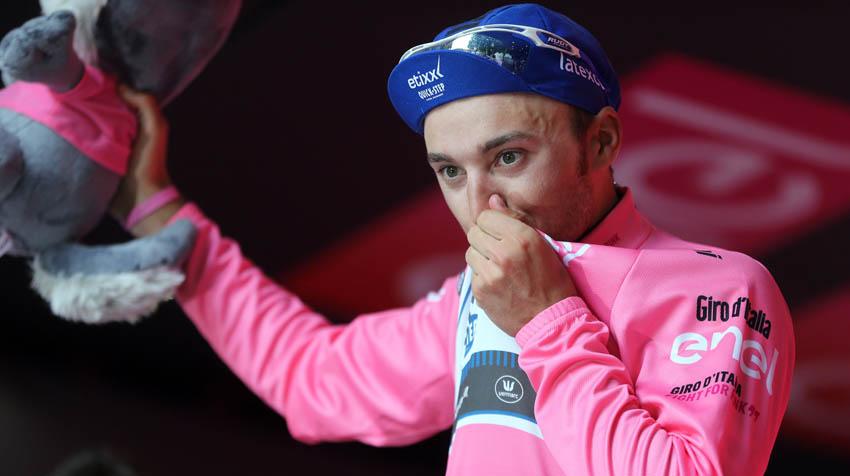 Valverde acaba con el rosa de Dumoulin