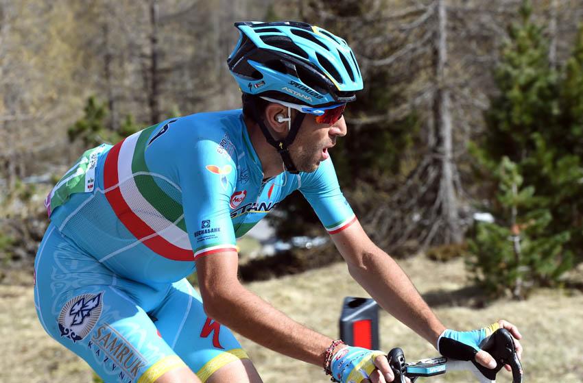 """Vincenzo Nibali: """"No soy yo, no tengo una explicación"""""""