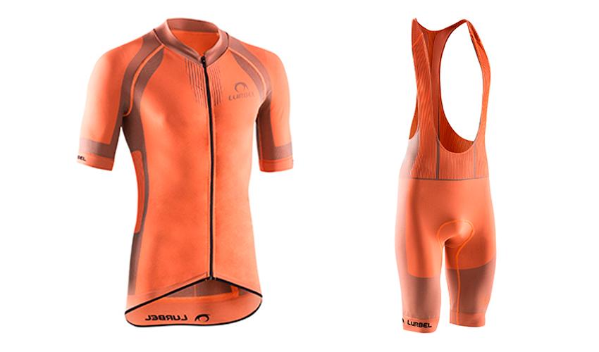 Lurbel lanza su primera colección de textil para ciclismo