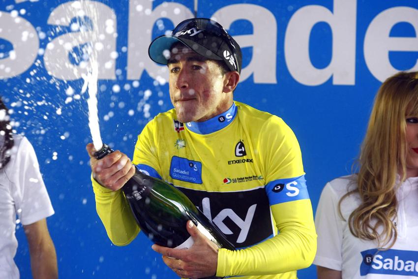 La UCI permite regresar a la competición a Sergio Henao
