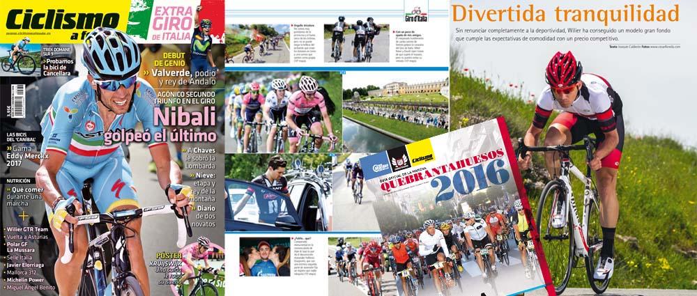 ¡Ciclismo a Fondo número 379 ya en los kioscos!