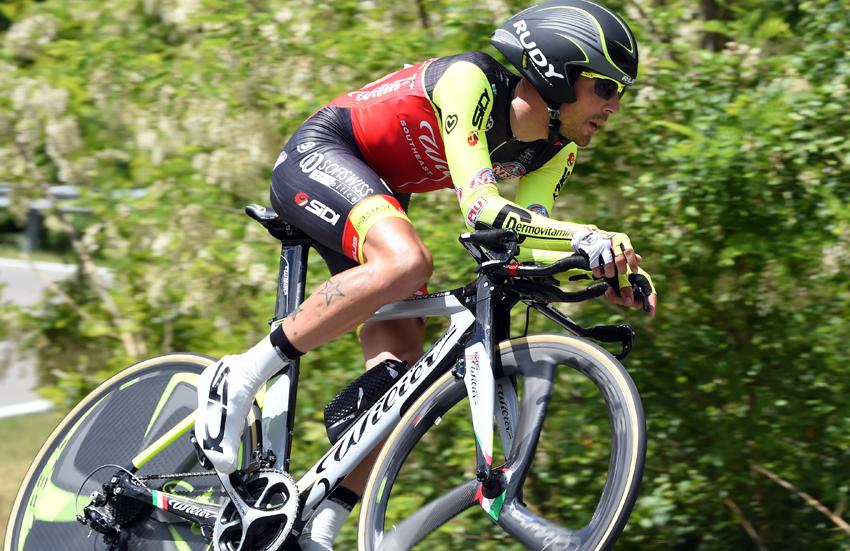 """Cristian Rodríguez, el Giro con 21 años: """"Una experiencia bonita y bastante dura"""""""