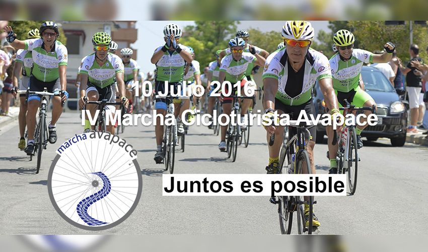 IV Marcha Cicloturista AVAPACE