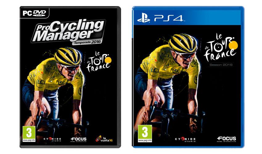 Ya a la venta Pro Cycling Manager 2016 y Le tour de France 2016