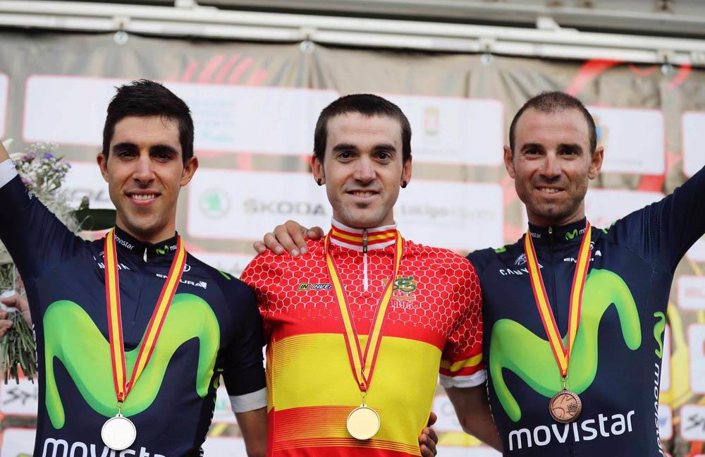 Ion Izagirre, campeón de España contrarreloj