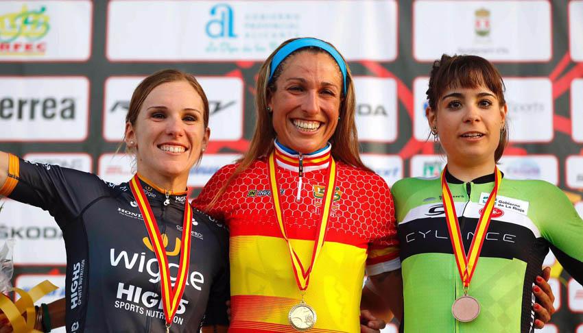 Mavi García se reivindica en el Campeonato de España de Alicante