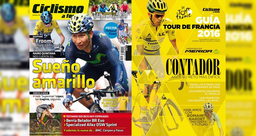 ¡Ciclismo a Fondo nº380 ya a la venta!