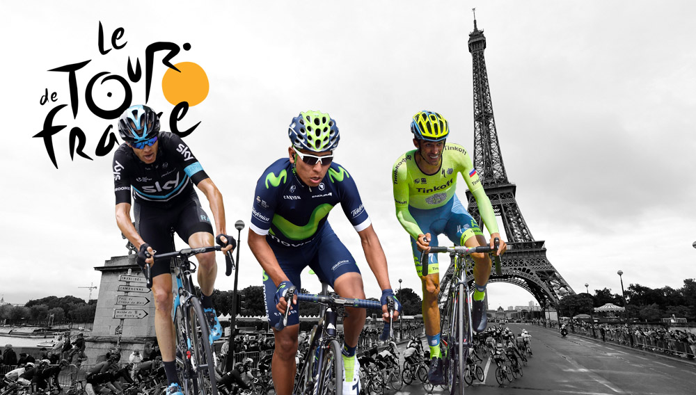 Previo Tour de Francia: Favoritos