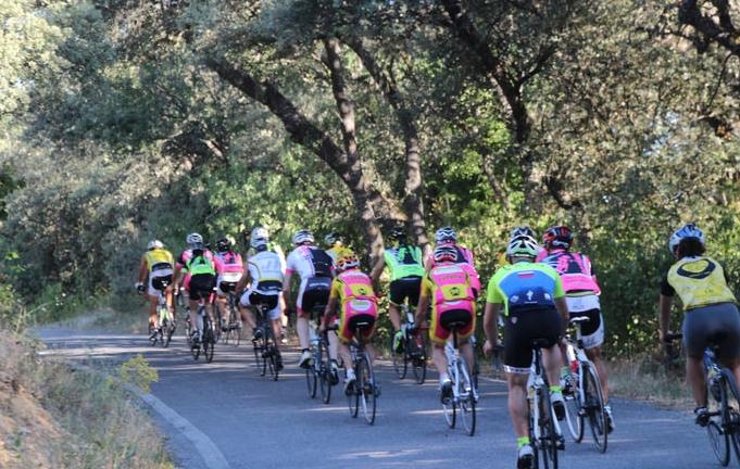 """XXI Campus de Ciclismo Eduardo Chozas """"Actívate""""  Venta Magullo 2016"""