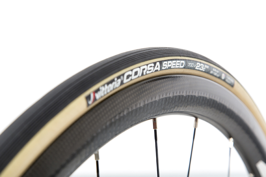 Prueba: Cubiertas Vittoria Corsa Speed Open TLR