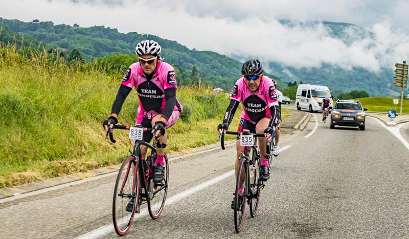 Vídeo: Marcha cicloturista l'Ariégeoise 2016
