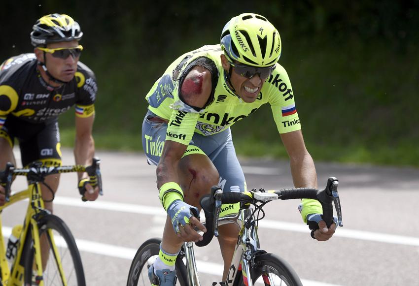 """Contador: """"Tengo un golpe considerable"""""""