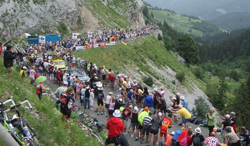 La montaña del Tour 2016