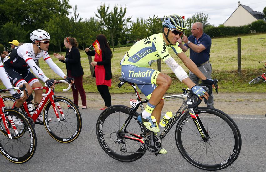 """Alberto Contador: """"No voy a perder la motivación"""""""