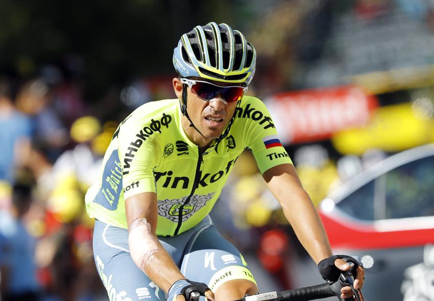 """Contador, antes de la alta montaña: """"Lo veo muy complicado, pero intentaré  hacerlo lo mejor posible"""""""