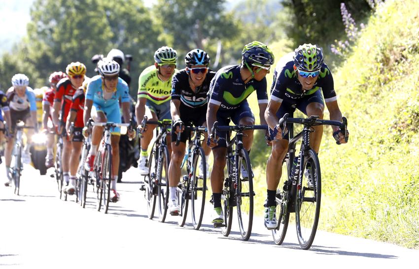 """Quintana: """"Espero que estos segundos no nos cuesten la carrera"""""""