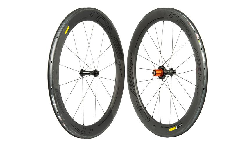 Prueba: ruedas Specialized Roval CLX 64 System