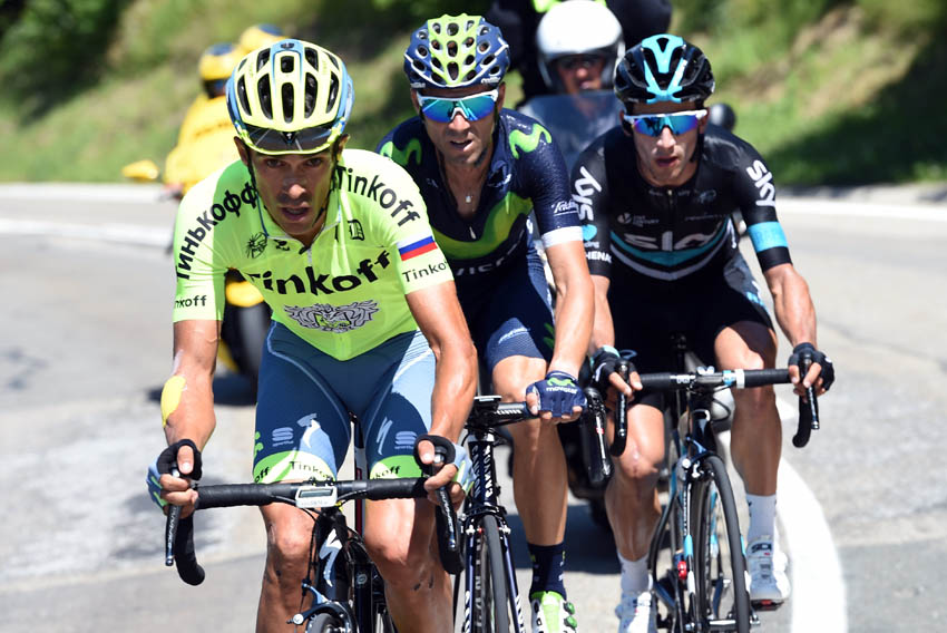 """Contador: """"Ahora mismo no pienso en Río, sino en preparar la Vuelta"""""""