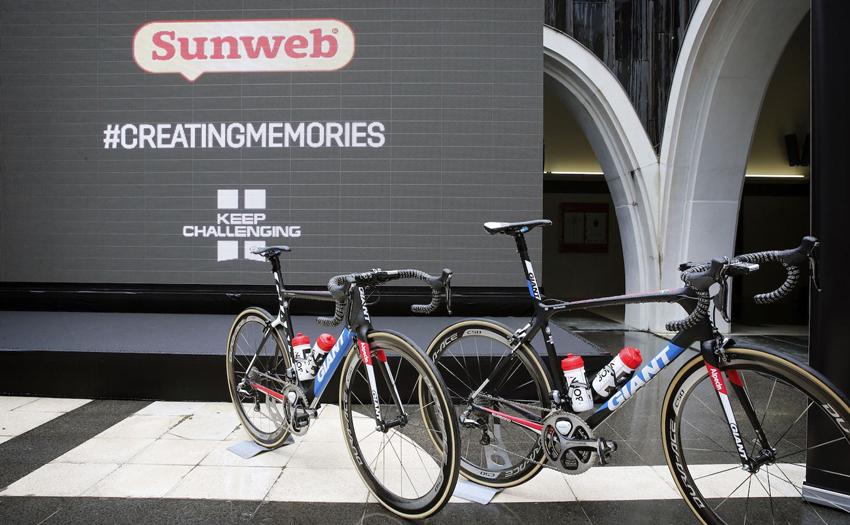 Sunweb será el patrocinador principal del equipo Giant en 2017