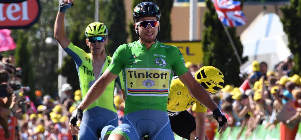 El Tour premia a los valientes: Sagan y Froome