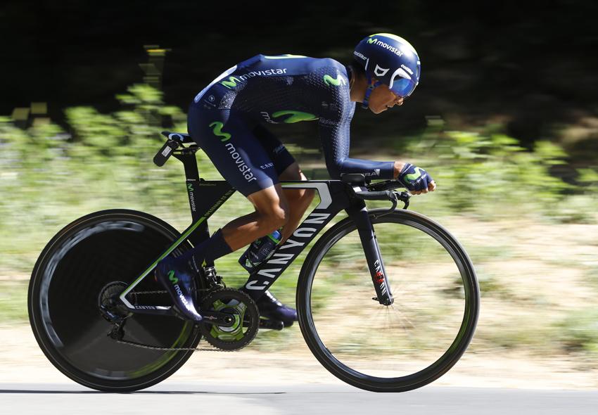 """Quintana: """"Estoy muy lejos en la general, pero queda mucha montaña"""""""