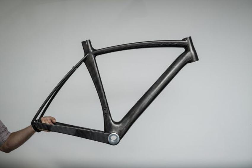 Dassi bikes presenta el primer cuadro con grafeno
