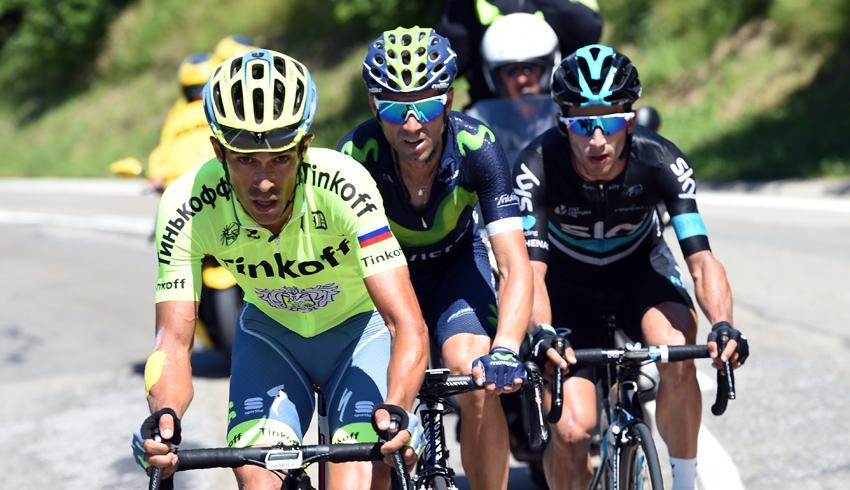 Alberto Contador disputará la Clásica de San Sebastián y la Vuelta a Burgos