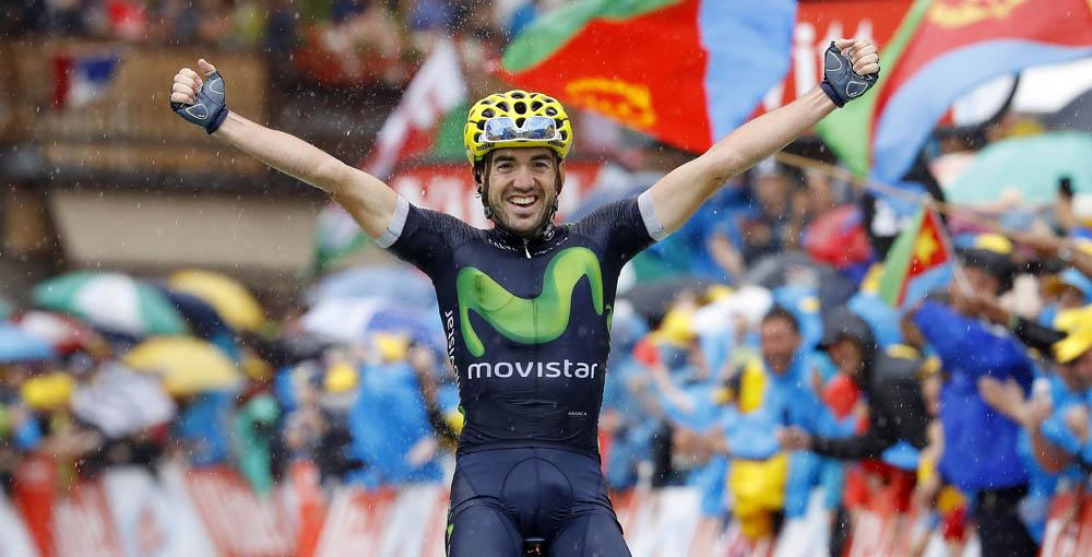 Izagirre y Froome, vencedores de la última gran etapa del Tour